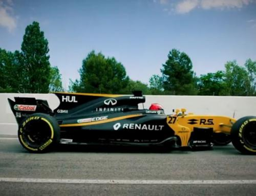 Microsoft Customer Story: Renault Sport Formula One