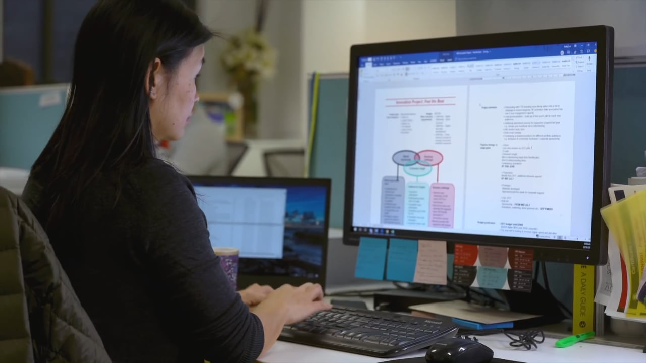Microsoft Teams Streamlines Research