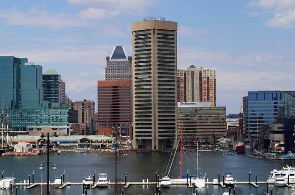 Baltimore cyber attack