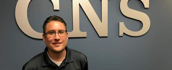 New CNS Director of IT Operations