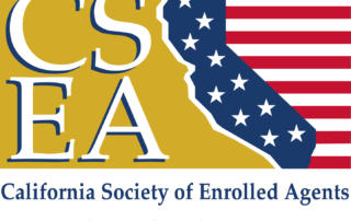 CSEA logo CA Society of Enrolled Agents Network Security