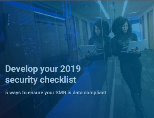 Cybersecurity Checklist 2019: 5 Ways to Protect Your SMB