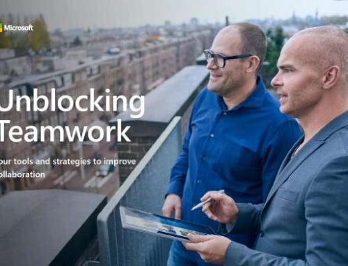 Set your team up for success by providing a platform for collaboration