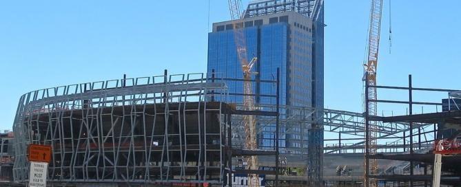 Morton & Pitalo helped build Sacramento's Golden 1 Center