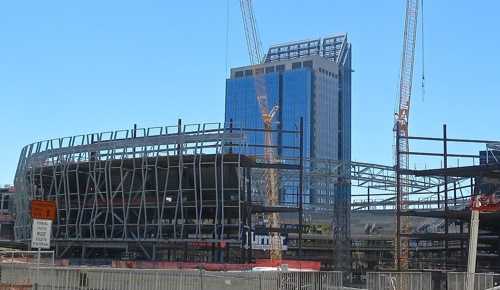 Morton & Pitalo helped build Sacramento's Golden 1 Center