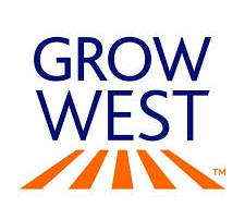 Grow West logo
