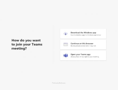 What's New in MS Teams Platform