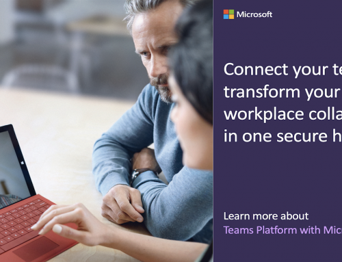Connect your team and transform your workplace collaboration in one secure hub.