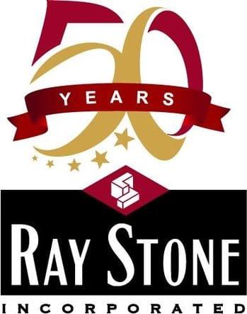 Logo for Ray Stone Inc. in Sacramento
