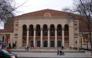 Sacramento Memorial Auditorium JTS Engineering