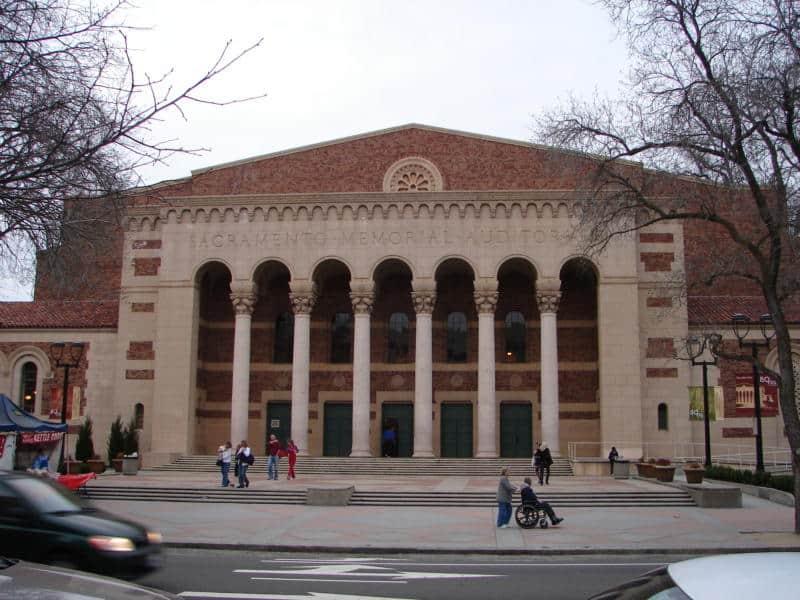 Sacramento Memorial Auditorium JTS Engineering