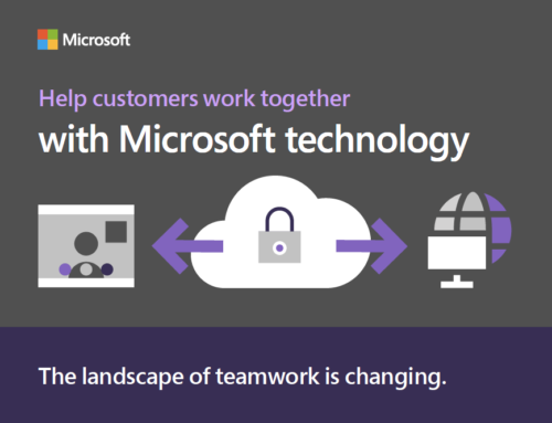 Microsoft Technology Helps Customers Work Together