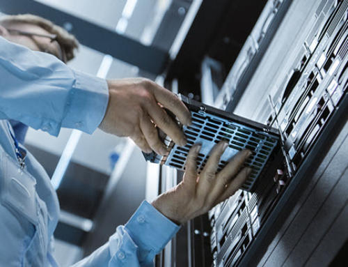 Server Upgrades and Cybersecurity