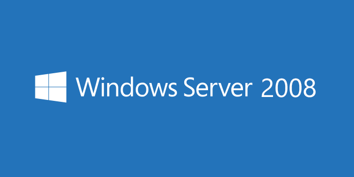 Windows Server 2008 end-of-life