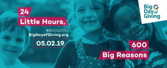 Big Day of Giving 2019: Children's Law Center of California