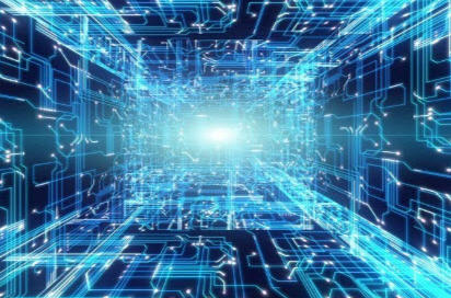 Futuristic Workplace Tech