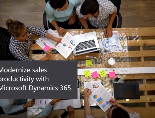 Dynamics 365 for Sales Professional Modernizes and Empowers Teams