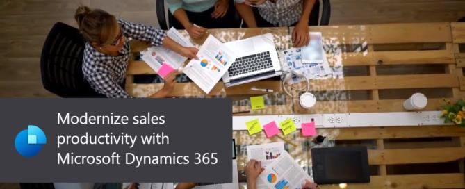 Microsoft Dynamics 365 for Sales Professionals